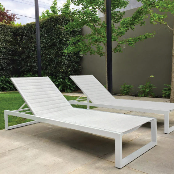 Eos Sunloungers by Case