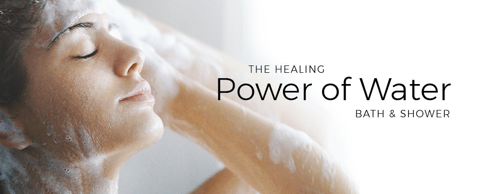 Healing Power of Water - Spa Shower & Bath