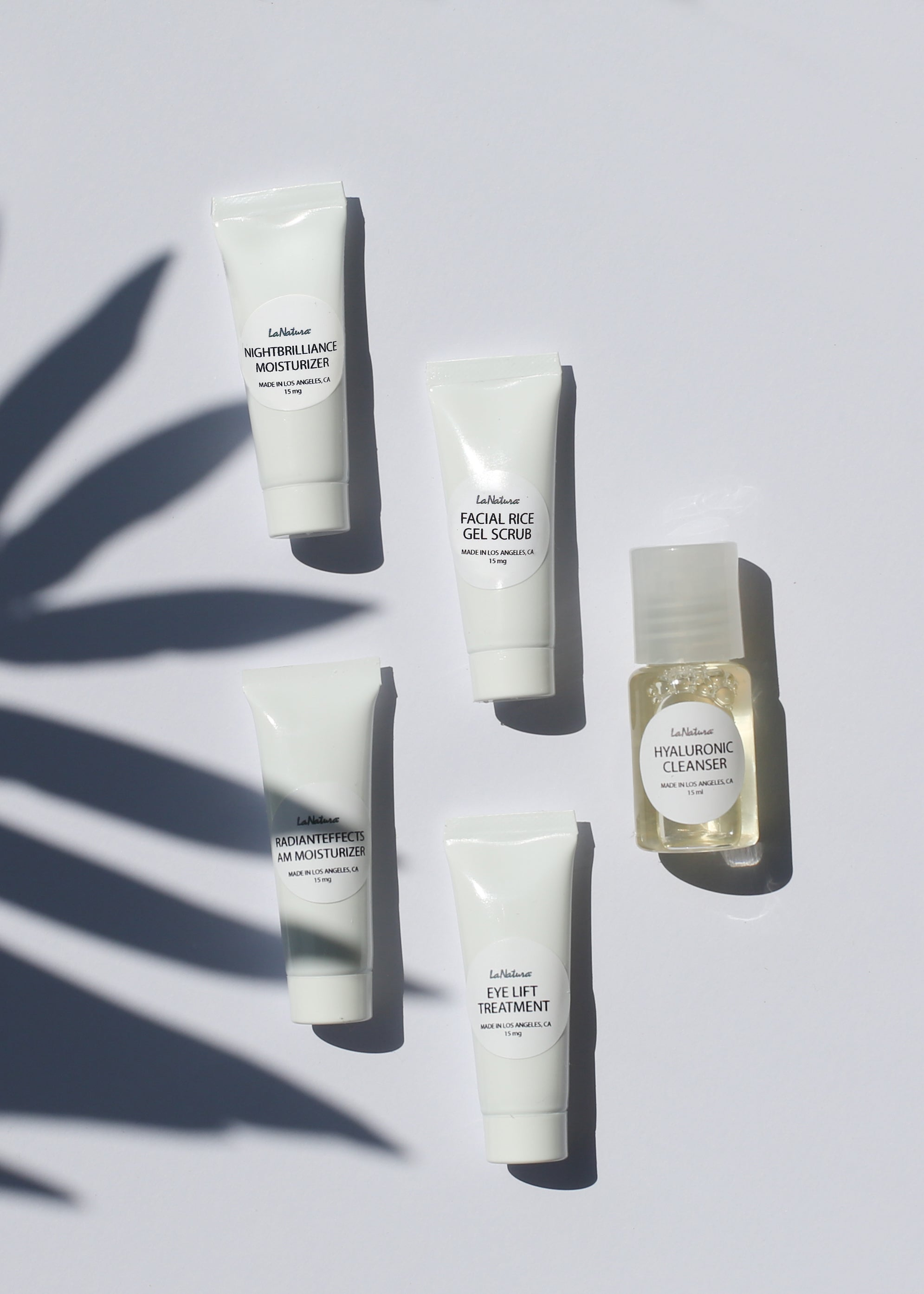 SKIN SAMPLE KIT + 20% OFF YOUR FIRST ORDER