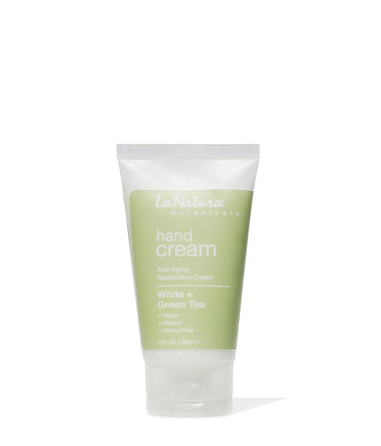White + Green Tea Hand Cream - 2 oz