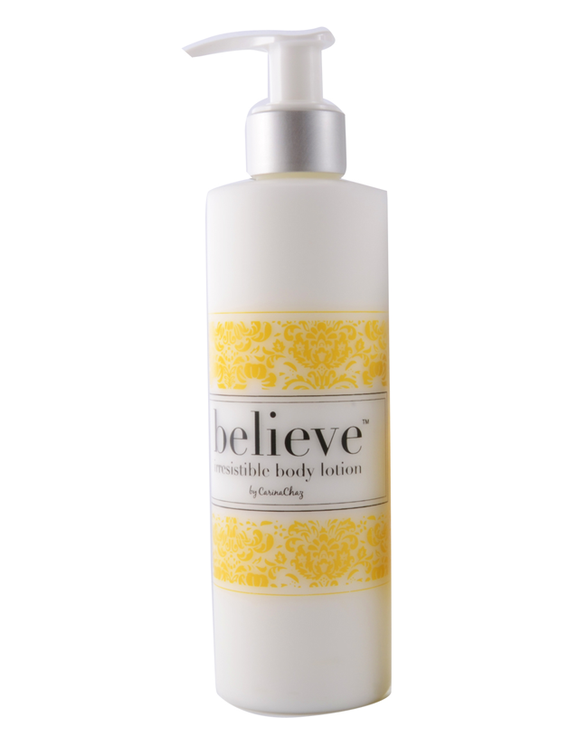 Believe Body Lotion