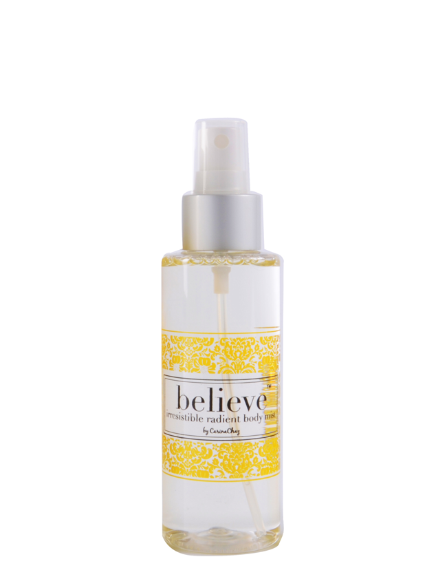 Believe Radiant Body Mist