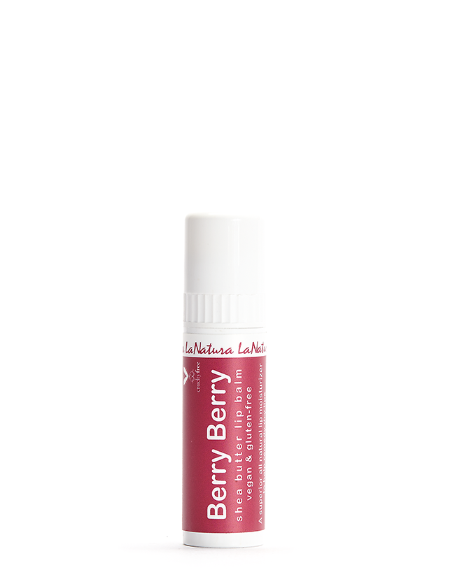 Berry Berry Lip Balm