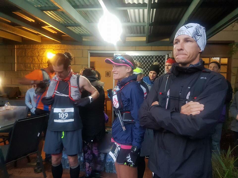 "Brad "" EGG"" Wilkies WTF 100 Miler race report"