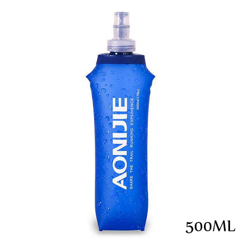 Soft flask running bottle, choose from 250ml & 500ml