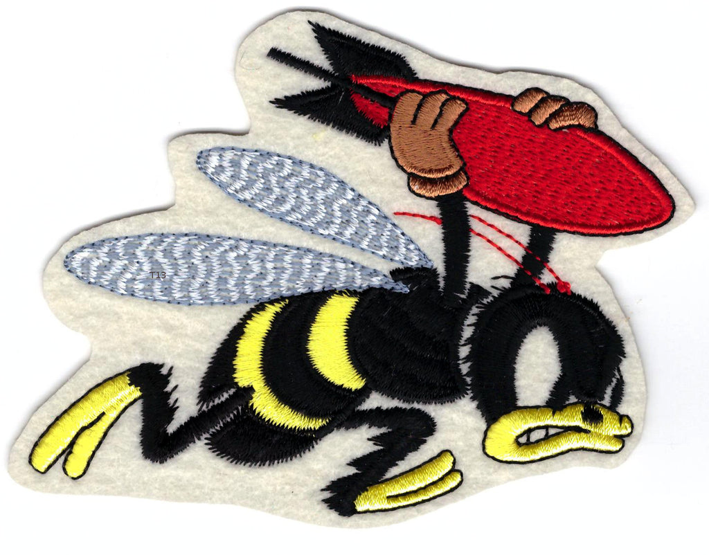 21st Bombardment Squadron 1942 WW2 Bomber Bee Jacket Collectible Patch - Titan One