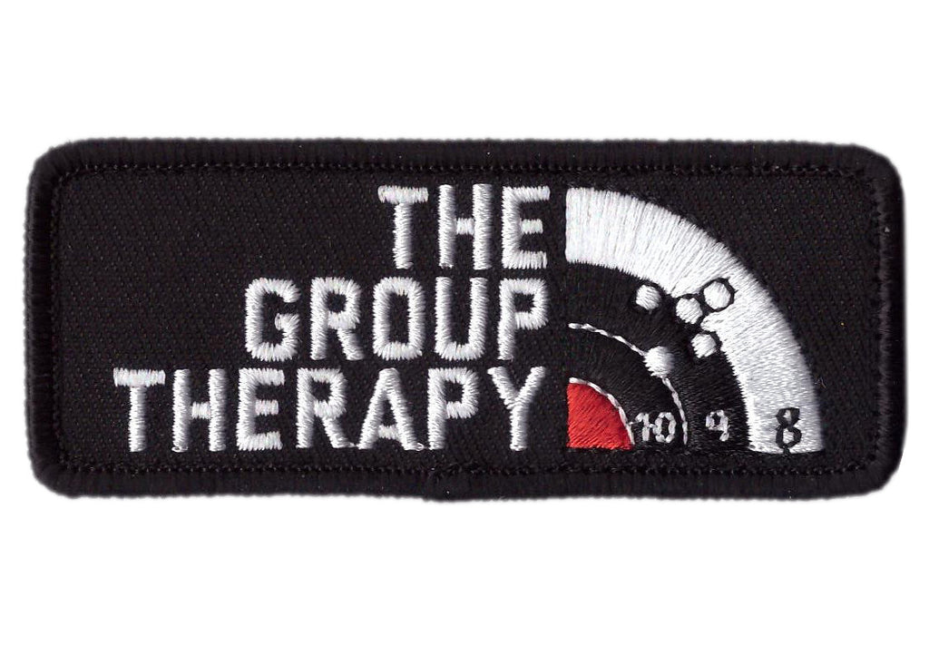 The Group Therapy Tactical Patch