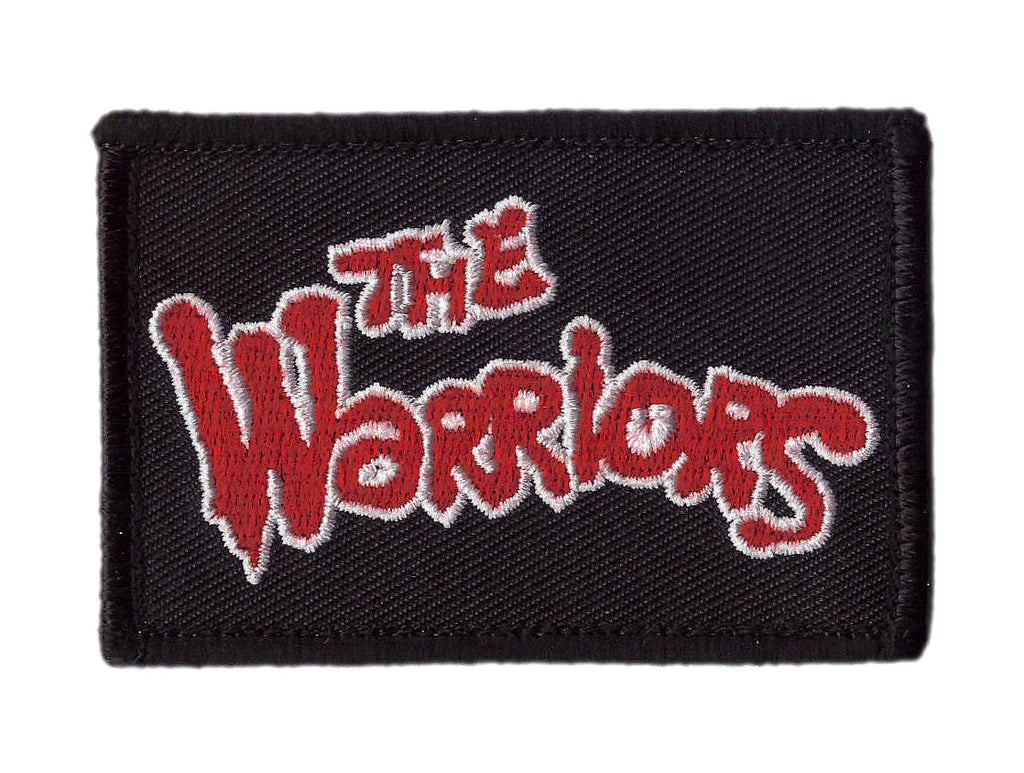 The Warriors Tactical Patch