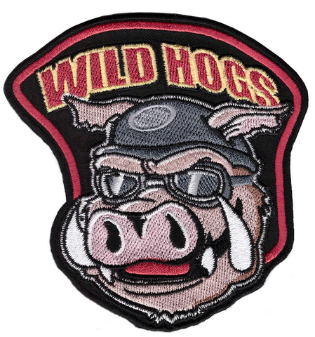 Wild Hogs Movie Jacket Vest Small Biker Patch - Titan One