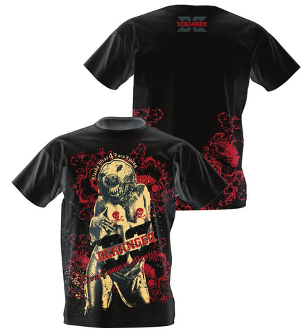 T-shirt Deranged DDSH-005