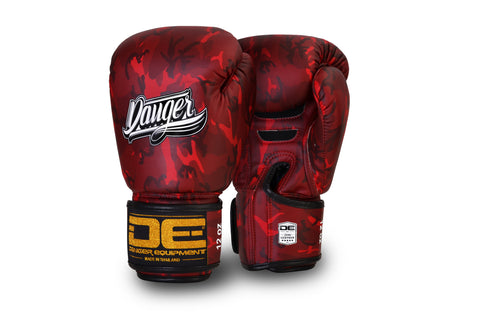 Boxing Gloves Danger DEFBG-003 Red Army Edition