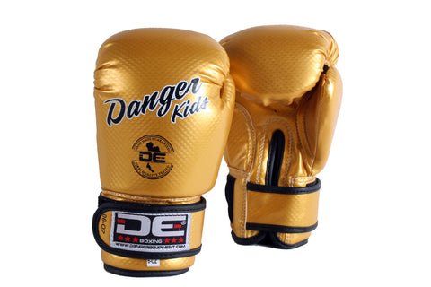 Boxing gloves DEKBG-033 Gold