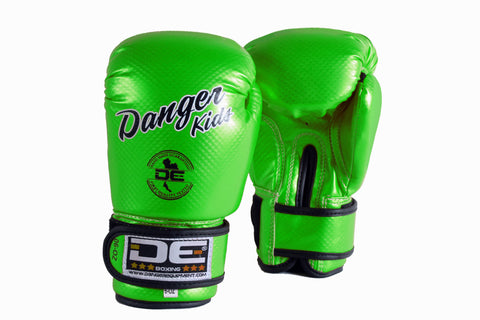 Boxing gloves DEKBG-033 Green