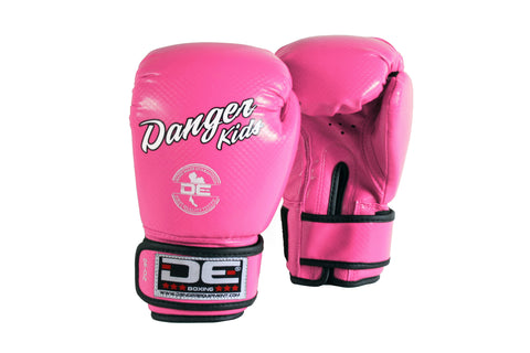 Boxing gloves DEKBG-033 Pink