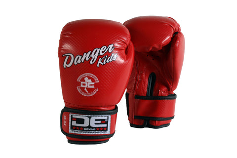 Boxing gloves DEKBG-033 Red