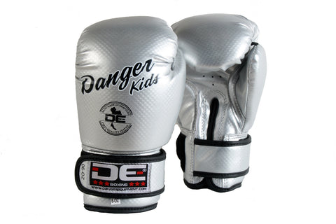 Boxing gloves DEKBG-033 Silver