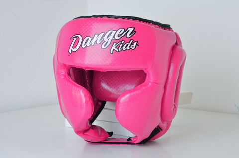Head Guards DEKHG-035 Pink
