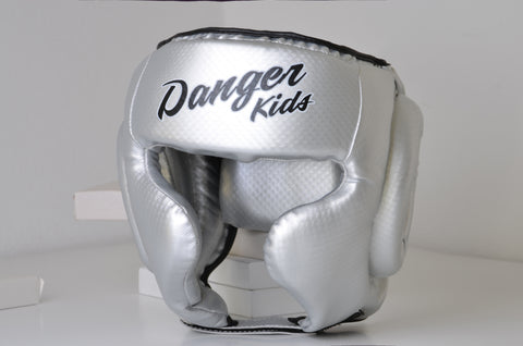Head Guards DEKHG-035 Silver