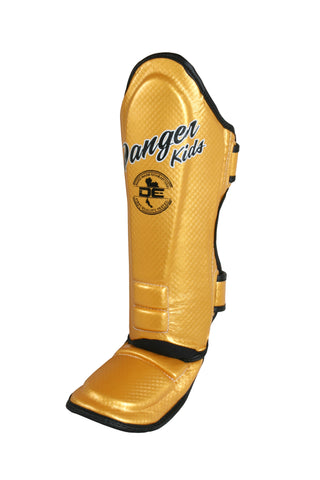 Shin Guards DEKSG-034 Gold