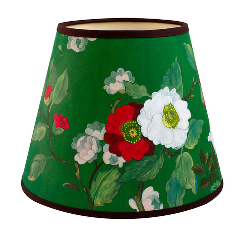 Flora Roberts Tudor Botanical on Green MADE TO ORDER