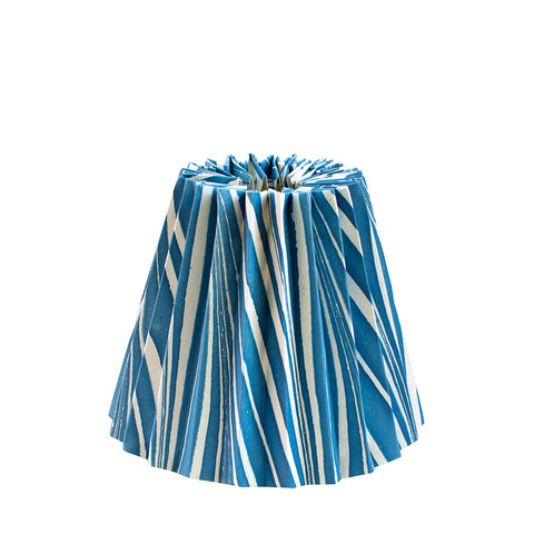 Pleated Blue Banyan