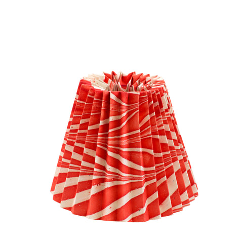 Pleated Red Banyan