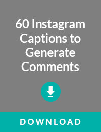 60 Instagram Captions to Generate Comments Printable - Free PDF Download