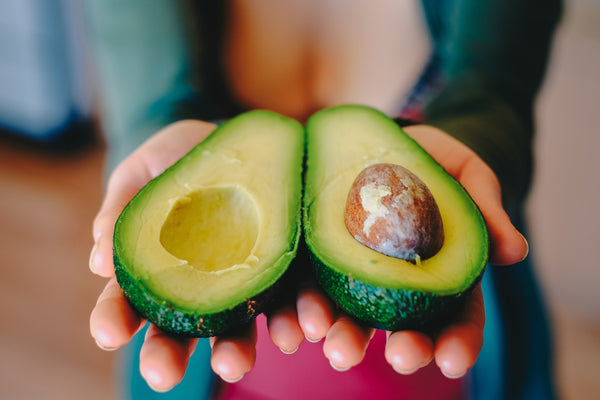 Healthy food for great skin - avocado