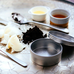 Body Butter and Scrub workshop
