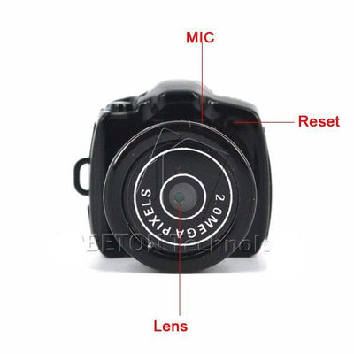 Mini Camera Camcorder Secret HD Recorder