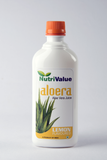 Nutrivalue Aloera - Aloevera Juice with Lemon Flavour , 500ml