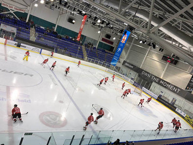 BAUER Hockey UK renews partnership with iceSheffield for another 5 years