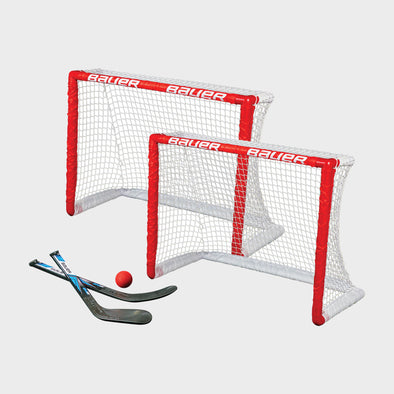Bauer Knee Hockey Goal Set - Twin Pack