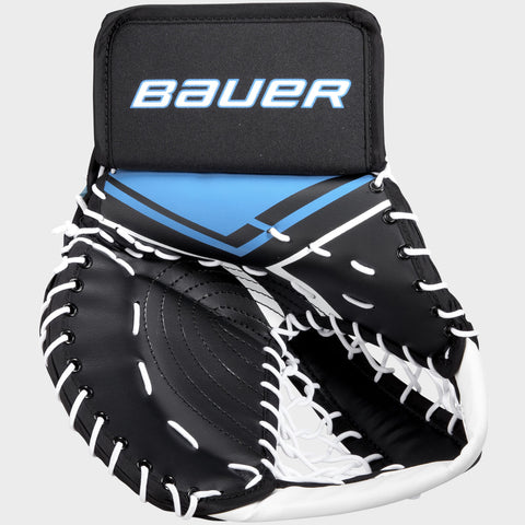 Bauer Street Goal Catch Glove