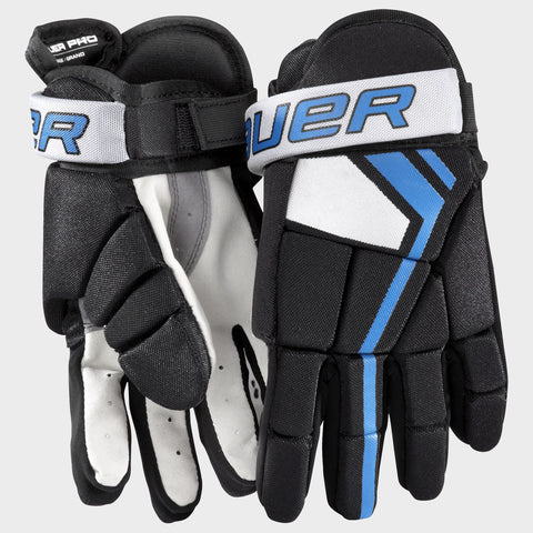 Bauer Street Pro Player Gloves