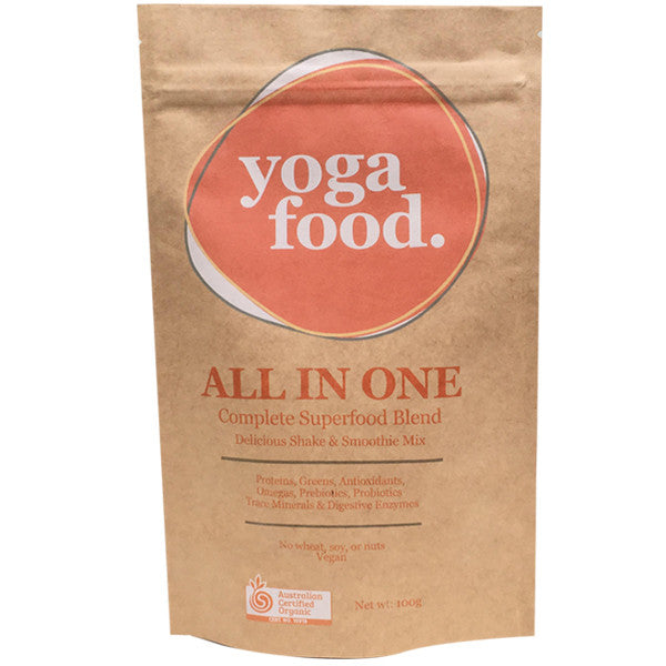 Yoga Food Organic 100g Starter Pack