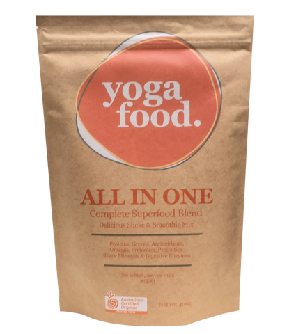 Yoga Food Organic 400g - Single Pack