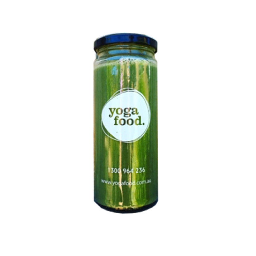Yoga Food Grab & Go Drink Me Jar