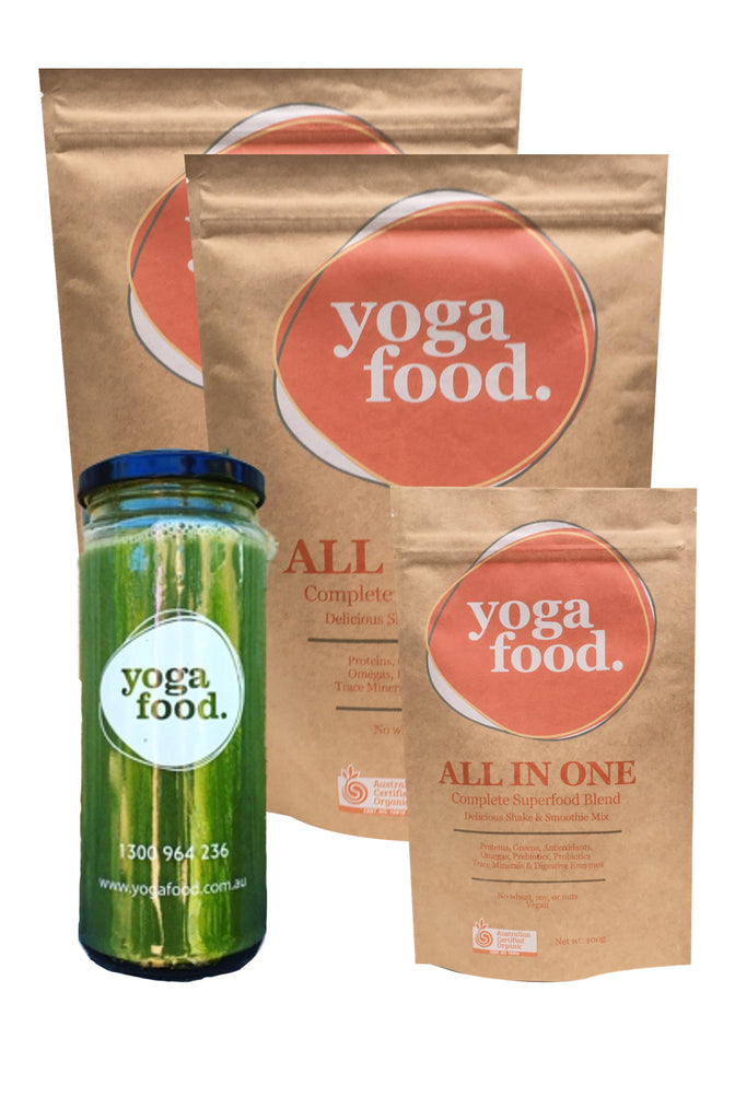 50% OFF Stock Clearance - Yoga Food Super Bundle #2