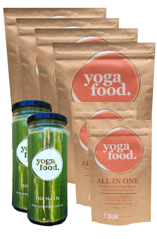 60% OFF - Yoga Food Super Bundle #3
