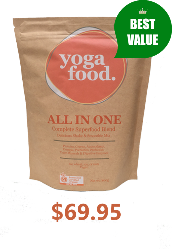 Yoga Food Club Devotee 800g