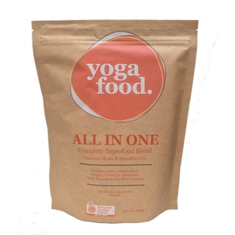 Yoga Food Organic 800g - Single Pack