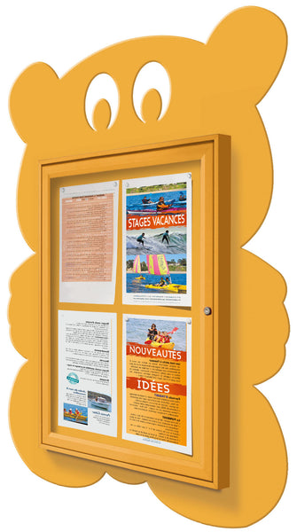 SCHOOL FUN Notice Boards (Indoor and Outdoor)