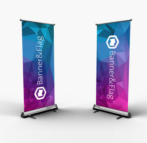 ROLLER BANNERS - (PREMIUM) 800 and 1000mm wide