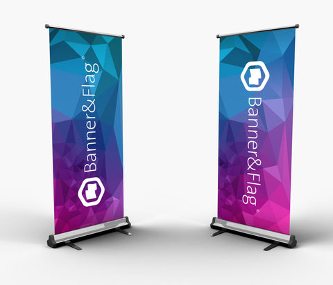 ROLLER BANNERS (Original Double sided) 600 to 2400mm Wide