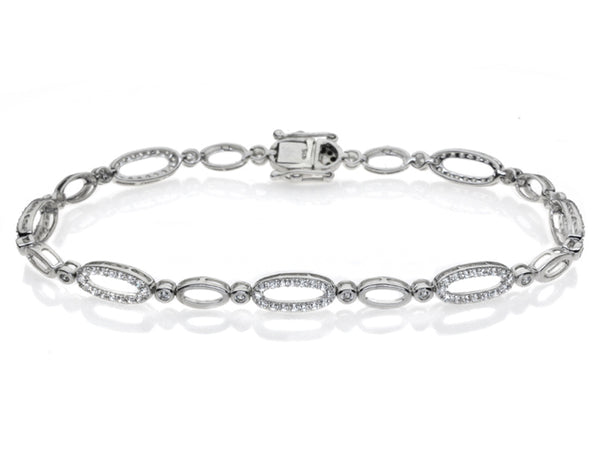 Diamond Dress Bracelet