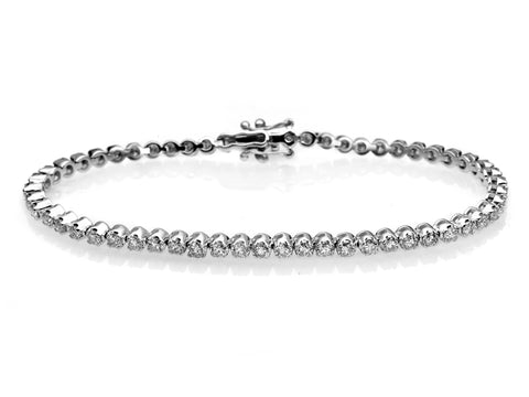 Diamond Tennis Bracelet 3.00ct