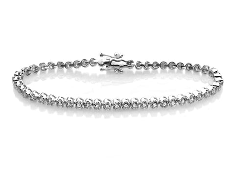Diamond Tennis Bracelet 4.00ct