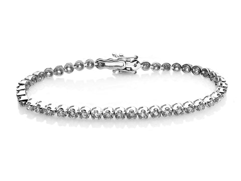 Diamond Tennis Bracelet 5.00ct