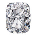 10.03 Carat Cushion Diamond G Color SI1 Clarity